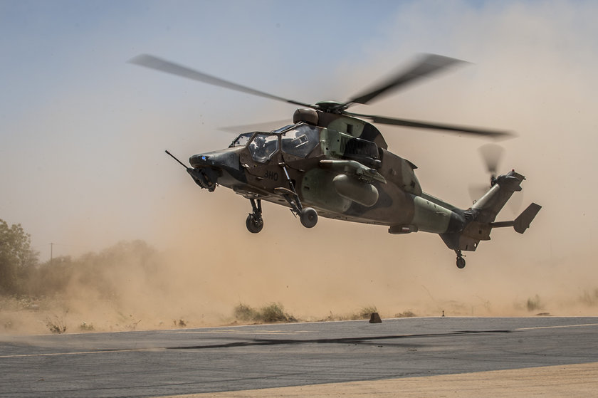 <p>Airbus Helicopters - Tigre - FRANSA</p>