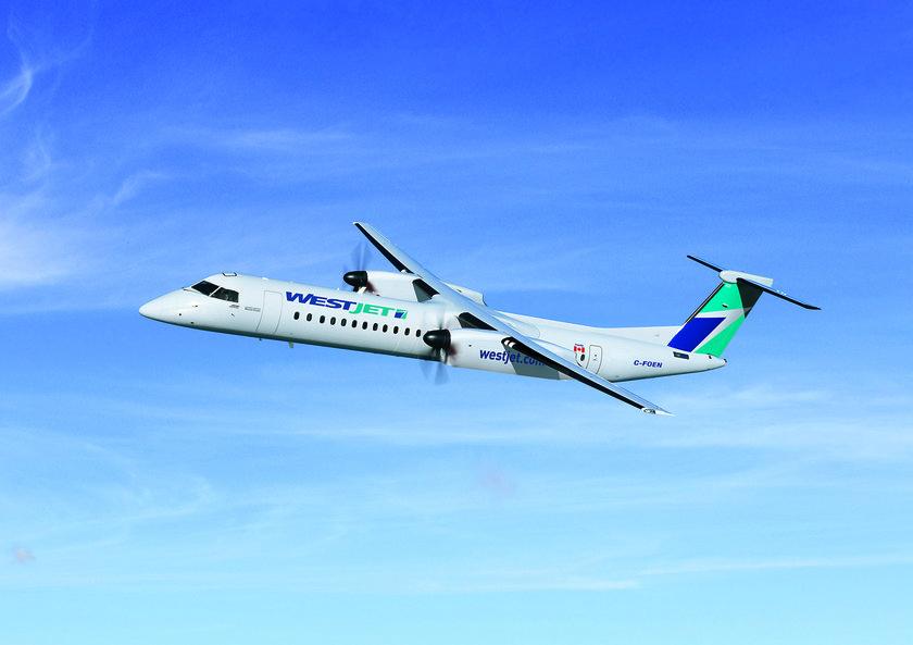 <p>Bombardier - Q400 NextGen - KANADA</p>
