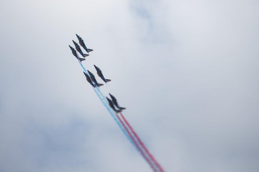 <p>Dassault Patrouille de France - FRANSA</p>