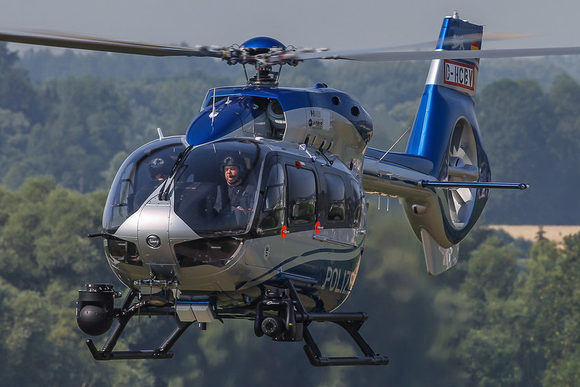 <p>Airbus Helicopters - H145 M - FRANSA</p>