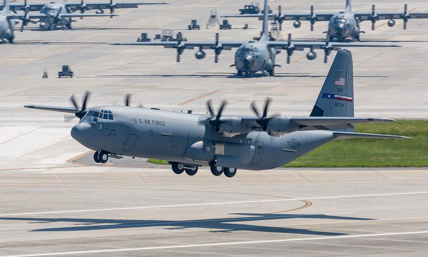 <p>C-130J Super Hercules - ABD</p>