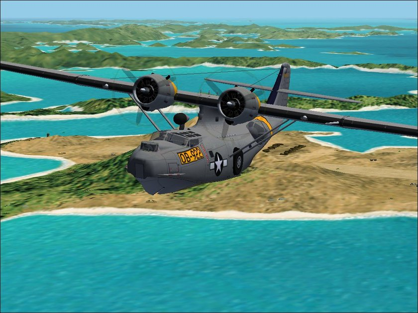<p>PBY 5 Catalina - ABD</p>