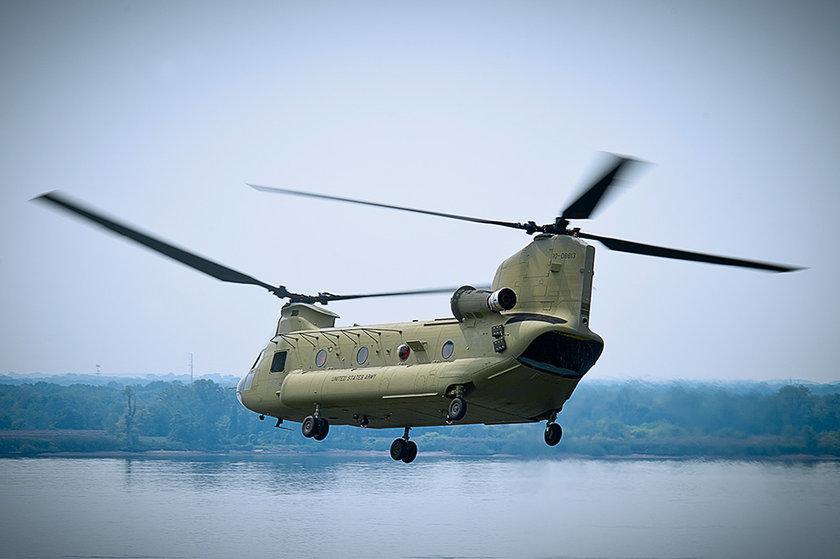 <p>Boeing CH47 Chinook - ABD</p>