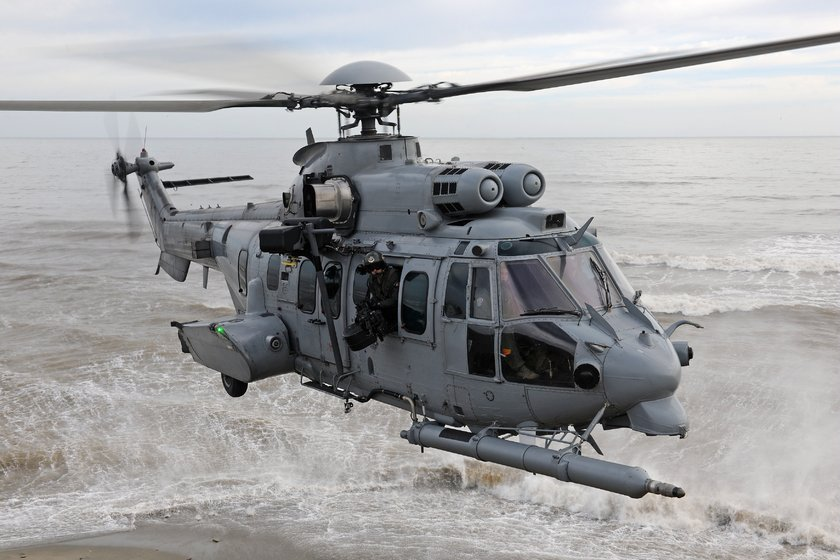<p>Airbus Helicopters - Caracal - FRANSA</p>