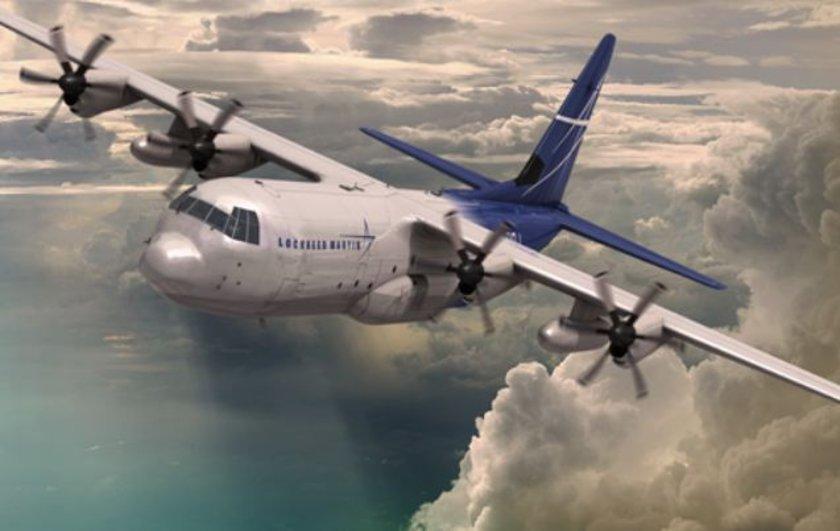 <p>LM-100J Super Hercules - ABD</p>