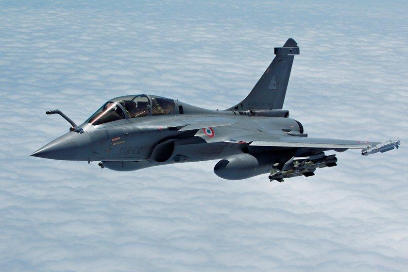 <p>Dassault Rafale Marine - FRANSA</p>