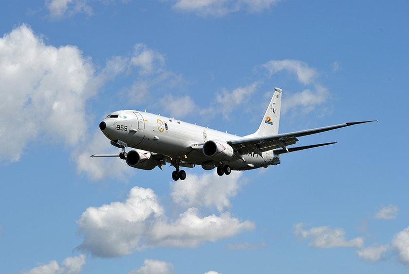 <p>Boeing P8 Poseidon - ABD</p>