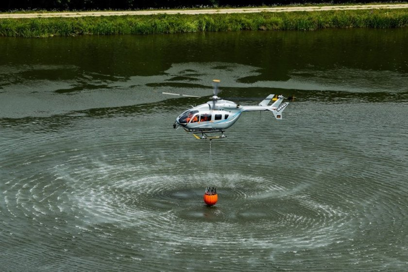 <p>Airbus Helicopters - EC145 - FRANSA</p>