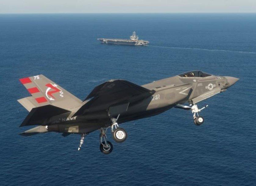 <p>F-35 - ABD</p>
