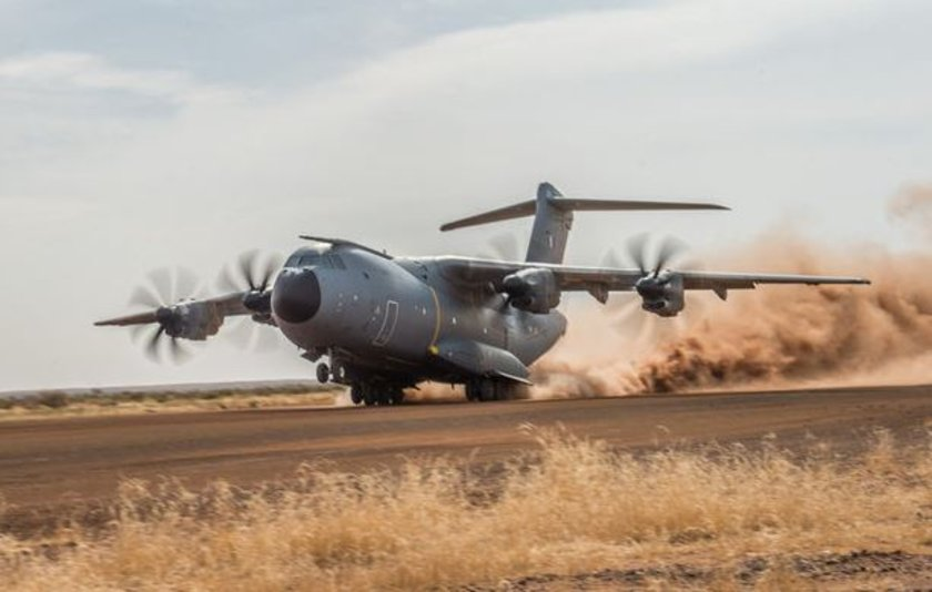 <p>Airbus Defense & Space - A400M - FRANSA</p>