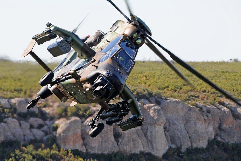 <p>Airbus - EC665 Tigre HAD - FRANSA</p>