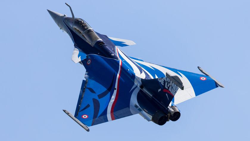 <p>Dassault Rafale C - FRANSA</p>