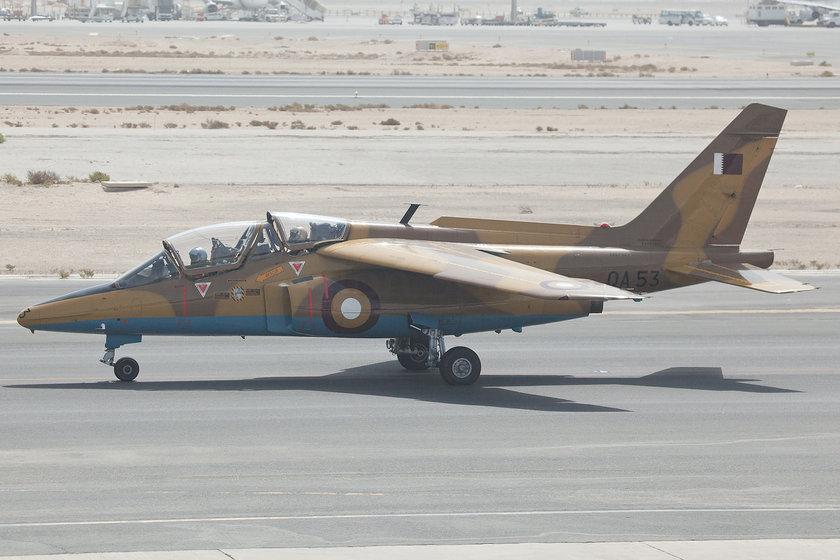 <p>Dassault Dornier Alpha Jet - FRANSA</p>