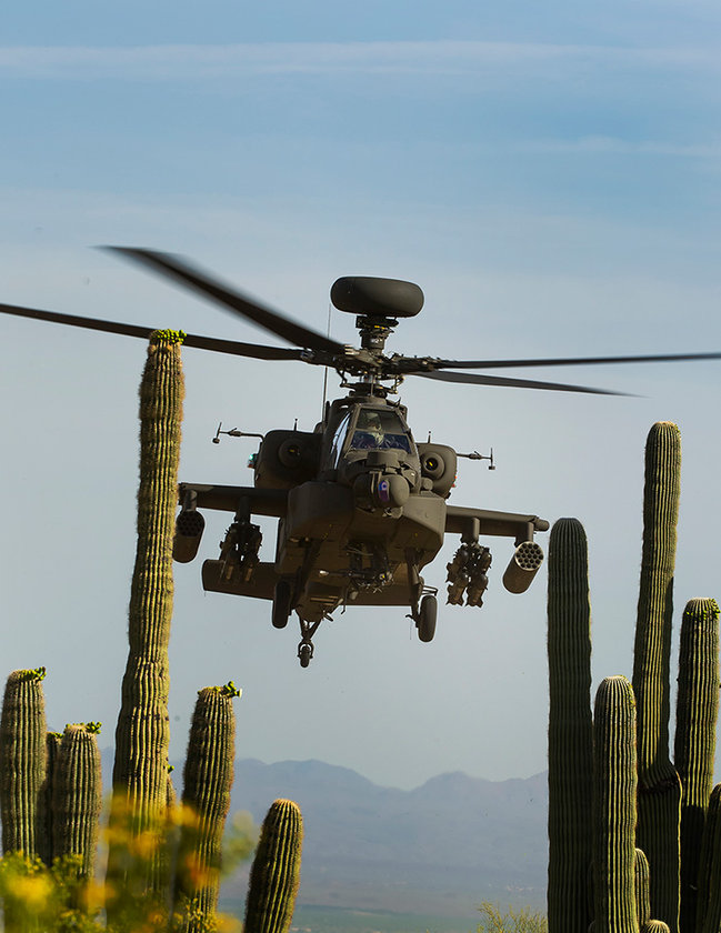 <p>Boeing AH64 Apache - ABD</p>