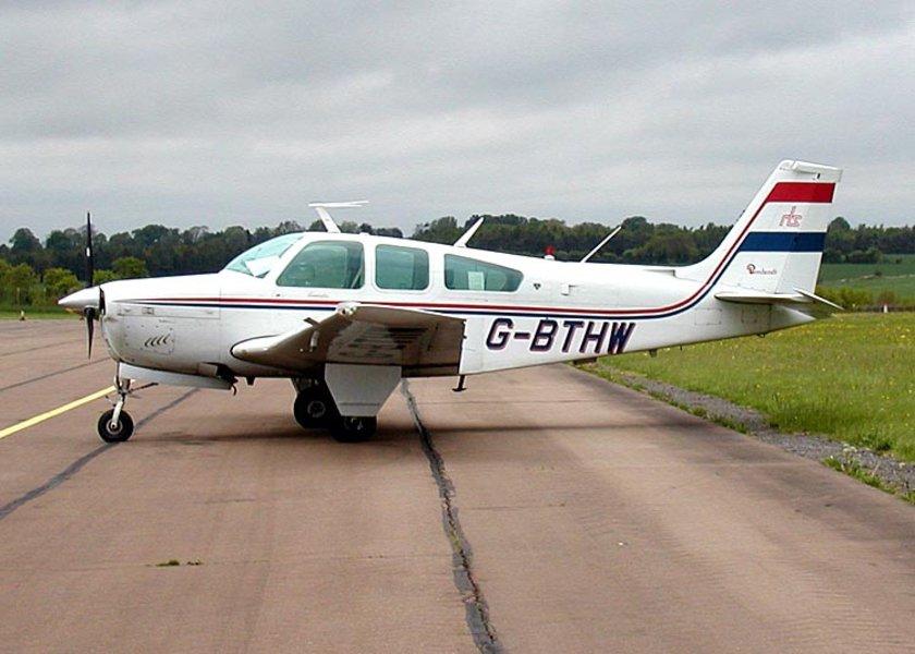 <p>Beechcraft - Beech Bonanza F33C - ABD</p>
