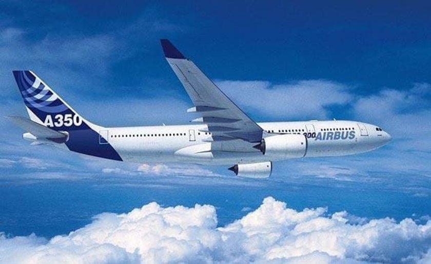 <p>Airbus - A380 - FRANSA</p>