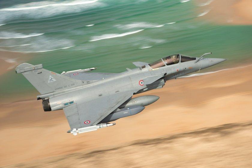<p>Dassault Rafale Air - FRANSA</p>