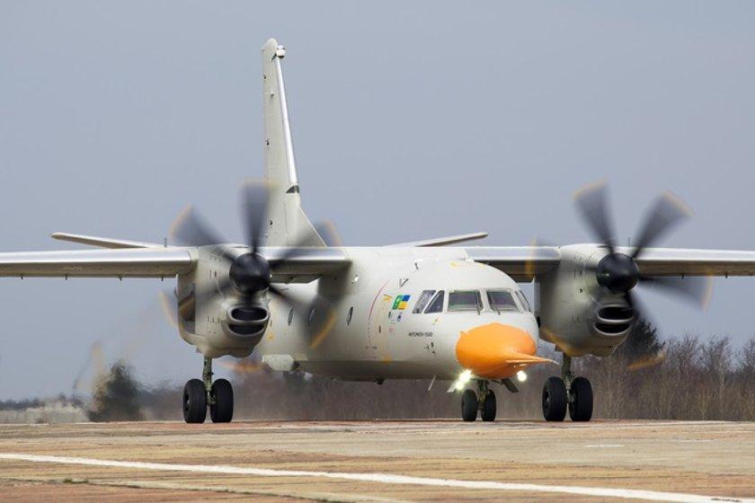 <p>Antonov Company - 132D - UKRAYNA</p>