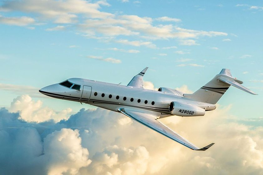 <p>Gulfstream G280 - ABD<strong><br /></strong></p>