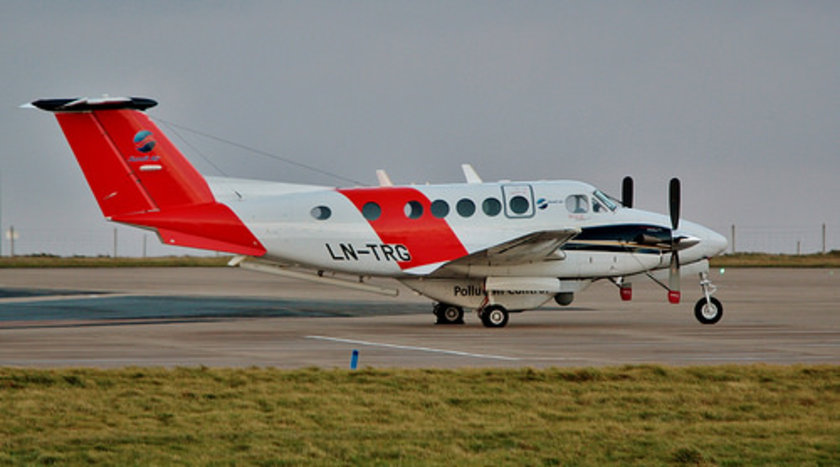 <p>Beechcraft - King Air B200 - ABD</p>