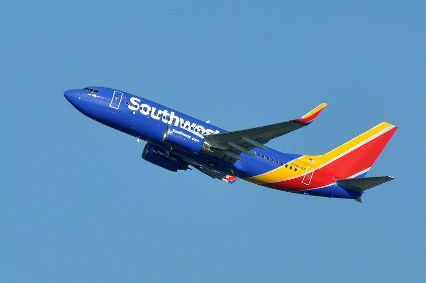 <p>54 - SOUTHWEST AIRLINES</p>\n<p>(ABD)</p>