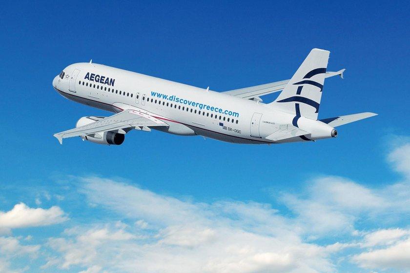 <p>37 - AEGEAN AIRLINES</p>\n<p>(Yunanistan)</p>