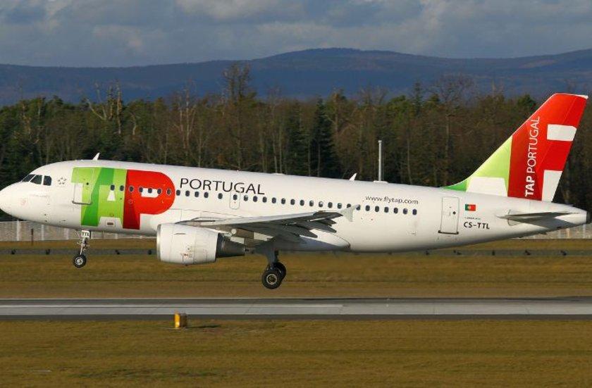 <p>62 - TAP AIR PORTUGAL</p>\n<p>(Portekiz)</p>