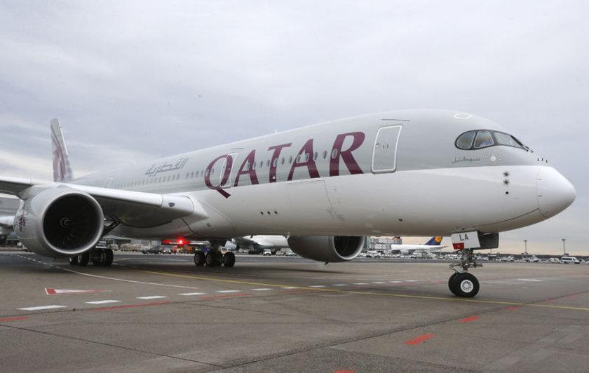 <p>1 - QATAR AIRWAYS</p>\n<p>(Katar)</p>