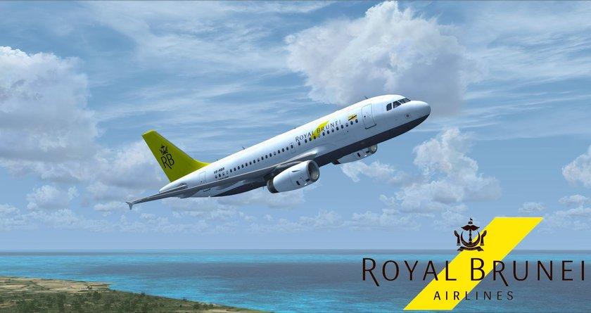 <p>92 - ROYAL BRUNEI AIRLINES</p>\n<p>(Malezya)</p>