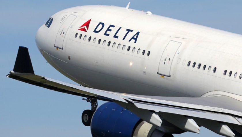 <p>32 - DELTA AIRLINES</p>\n<p>(ABD)</p>