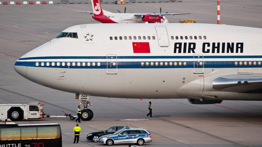 <p>98 - AIR CHINA</p>\n<p>(Çin)</p>