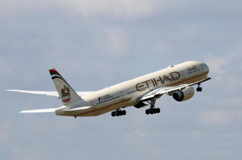<p>8 - ETIHAD AIRWAYS</p>\n<p>(Birleşik Arap Emirlikleri)</p>