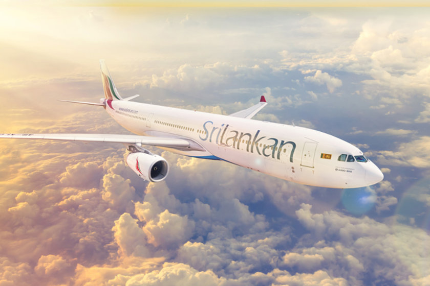 <p>81 - SRI LANKAN AIRLINES</p>\n<p>(Sri Lanka)</p>