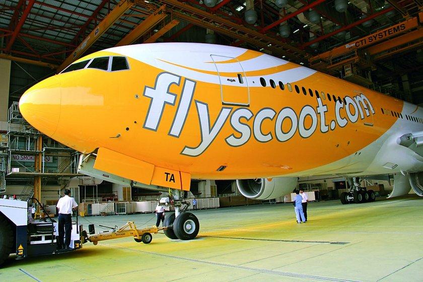 <p>60 - SCOOT AIRLINES</p>\n<p>(Singapur)</p>