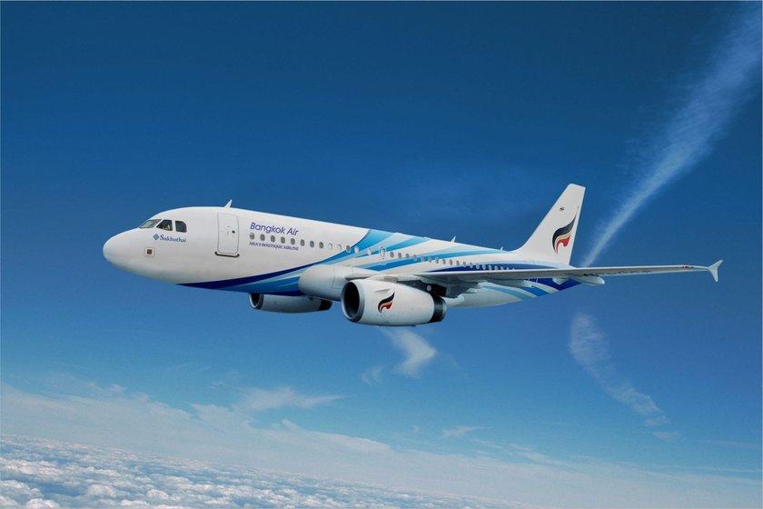 <p>21 - BANGKOK AIRWAYS</p>\n<p>(Tayland)</p>