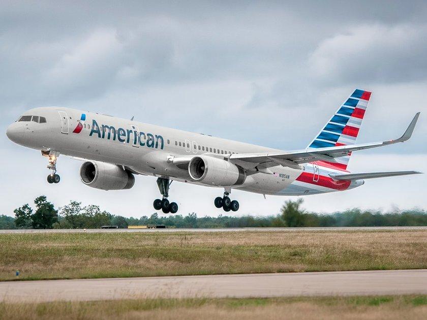 <p>87 - AMERICAN EAGLE AIRLINES</p>\n<p>(ABD)</p>