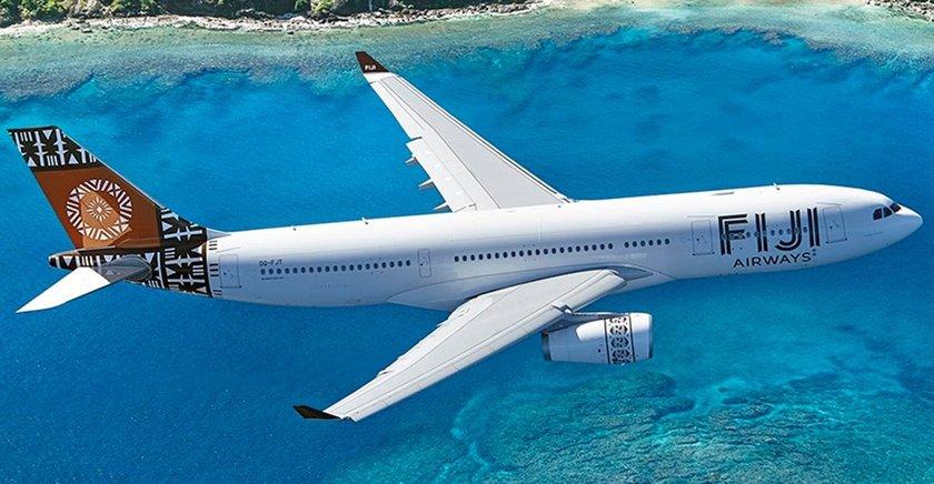 <p>75 - FIJI AIRWAYS</p>\n<p>(Fiji)</p>