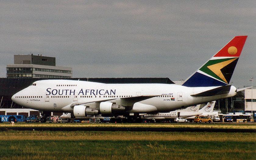 <p>49 - SOUTH AFRICAN AIRWAYS</p>\n<p>(Güney Afrika)</p>