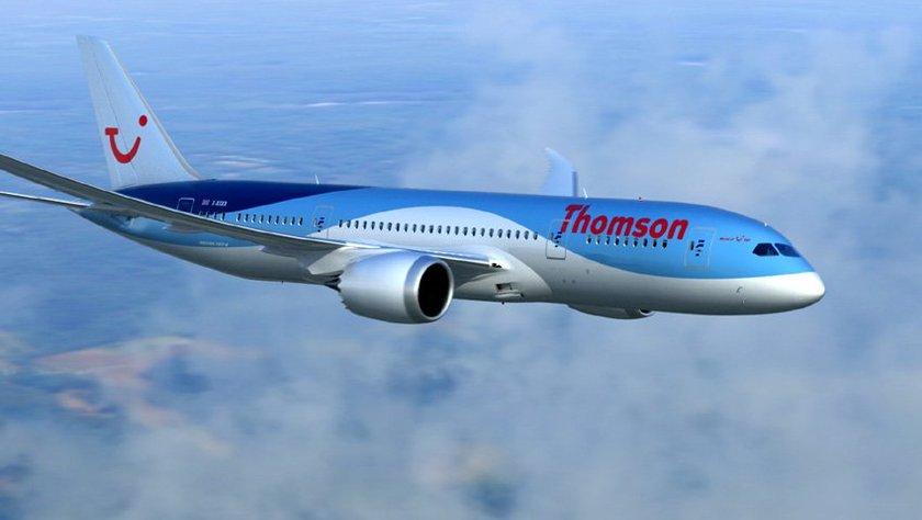 <p>66 - THOMSON AIRWAYS</p>\n<p>(İngiltere)</p>