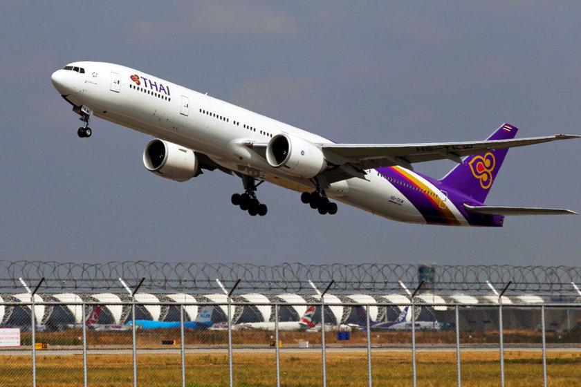 <p>11 - THAI AIRWAYS</p>\n<p>(Tayland)</p>