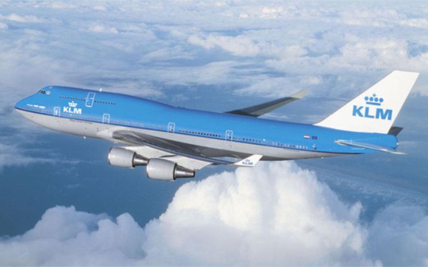 <p>22 - KLM</p>\n<p>(Hollanda)</p>