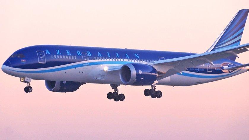 <p>71 - AZERBAIJAN AIRLINES</p>\n<p>(Azerbaycan)</p>