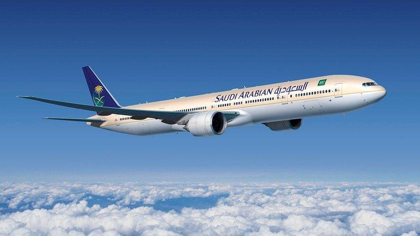 <p>51 - SAUDI ARABIAN AIRLINES</p>\n<p>(Suudi Arabistan)</p>