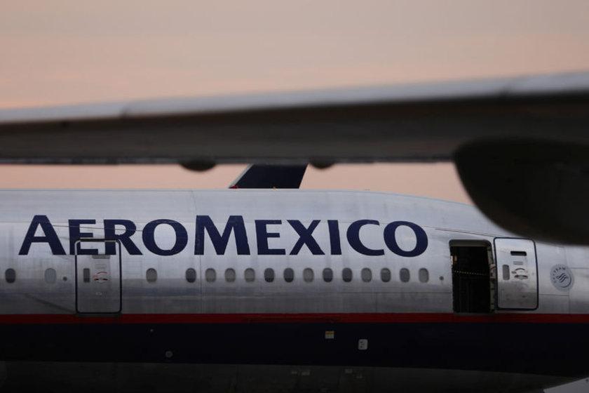<p>100 - AEROMEXICO</p>\n<p>(Meksika)</p>
