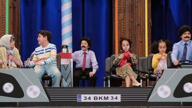 Güldüy Güldüy Show Çocuk 22. Bölüm Fotoğrafları