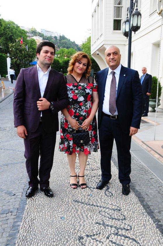 <p>GURBAN - V&Uuml;SALE, MAİS MANSİMOV</p>