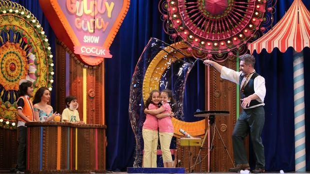 Güldüy Güldüy Show Çocuk 23. Bölüm Fotoğrafları
