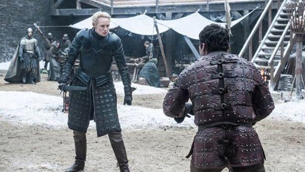 Game of Thrones 7. Sezon ilk bölümden kareler
