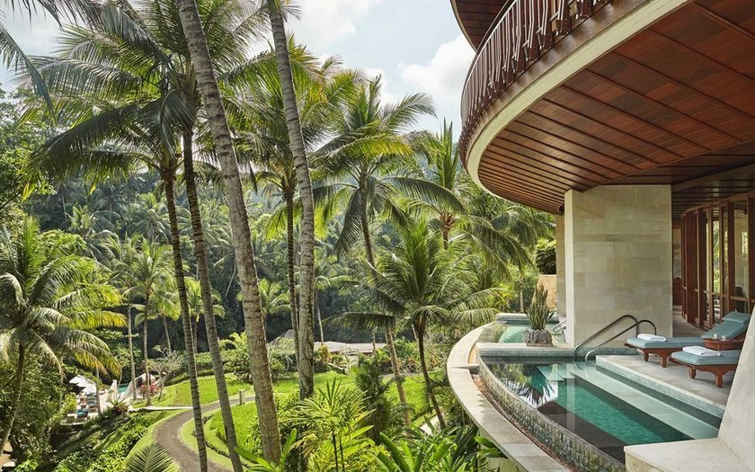 <p>29. Four Seasons Resort Bali, Sayan, Endonezya</p>