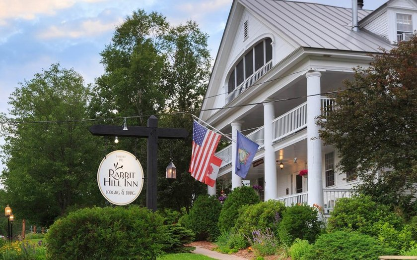 <p>30. Rabbit Hill Inn, Vermont,ABD</p>